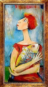 Impossible love... by Vera Peneva