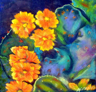 Impression of Cactus Flower Sold by Antonia Citrino