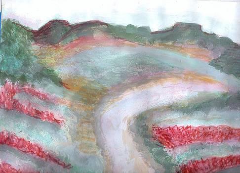 Anne-Elizabeth Whiteway - Impressionistic work in progress