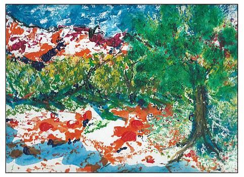 Joseph Wetzel - Impressions of Canyon