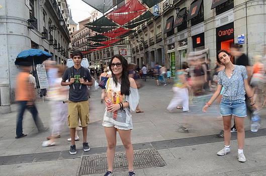 In a Hurry by Daniela Gonzalez
