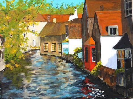 In Bruges by Diane Arlitt