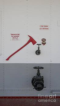 Steven Ralser - In case of fire
