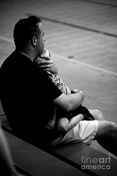 In Daddy's Arms by Frank J Casella