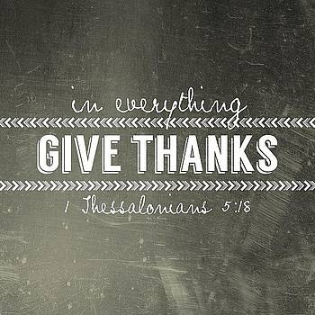 in Every Thing Give Thanks: For This by Traci Beeson