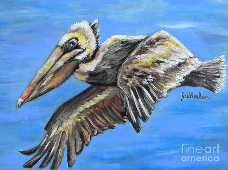 In Flight by JoAnn Wheeler