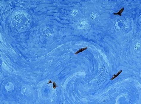 In Flight by Regina Arnold