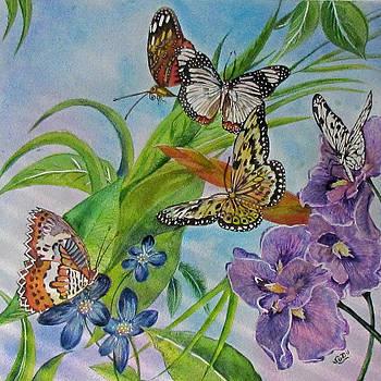 Susan Duxter - In Flight