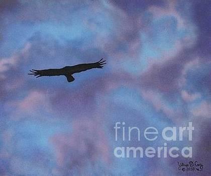 In Flight by Yvonne Cacy