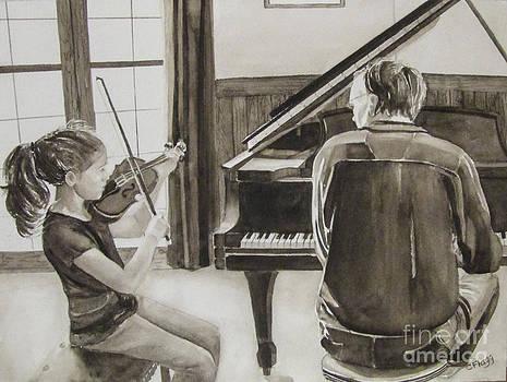 In Harmony by Carol Flagg