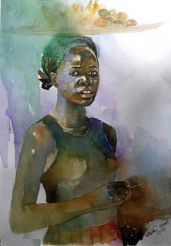 iN her eyes 4 by Okwir Isaac