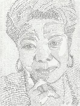 In Her Own Words Maya Angelou by Beverly Marshall