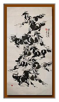 In High Spirit by Richard Xiaochuan Li