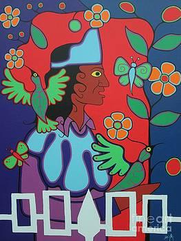 In Honour of Onkwehonwe Women by Jim Oskineegish