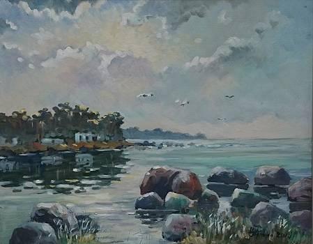 In Kasmu by Ylo Telgmaa