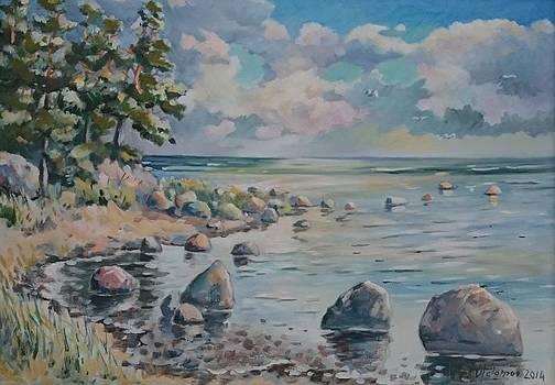 In Lohusalu by Ylo Telgmaa