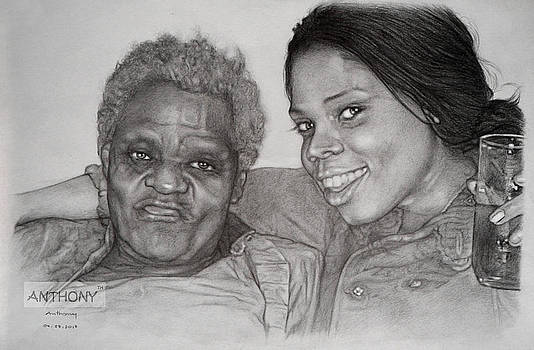 In Loving Memory of Chiquita's granny by Anto