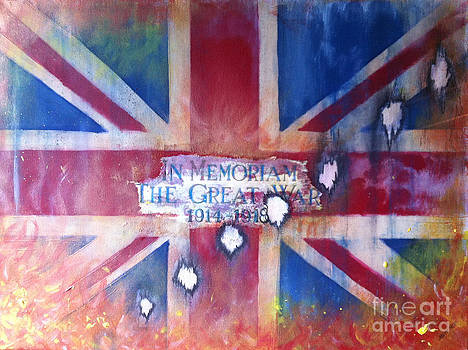 In Memoriam W W 1 by Michelle Deyna-Hayward