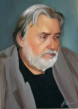 In memory of a great friend by Nelu Gradeanu