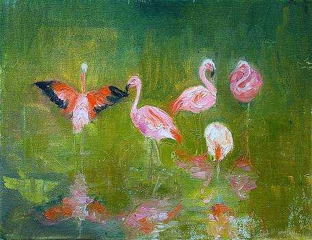 In Pink by Ann Bailey