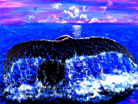 In Poseidon's Realm by Garbis Bartanian