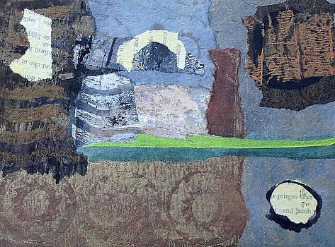 In ruins by Catherine Redmayne