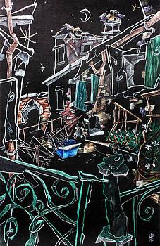 Arte Venezia - In SosPeNSiOne - Wallpaper Venice Italy - Venedig Kunstausstellung