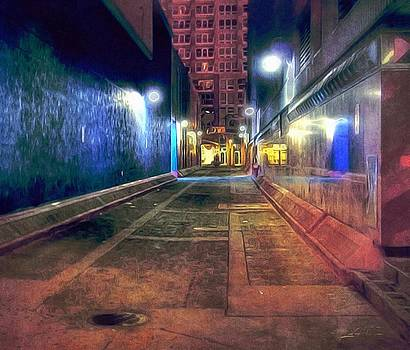 In the Alley by Frank Jackson