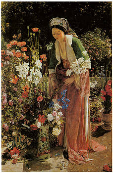 John Frederick Lewis - In the Bey