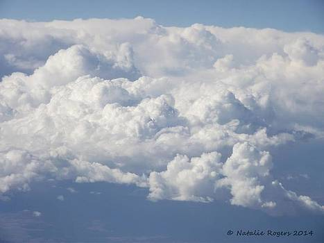 In The Clouds 2 by Natalie Rogers