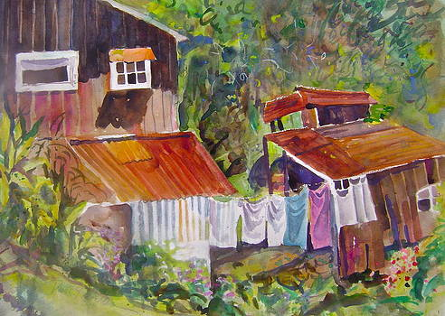In the Country by Diane Renchler