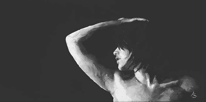 In the Flesh VI by Alison Schmidt Carson