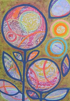 In The Garden by Adel Nemeth