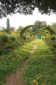 In The Garden  by Kristine Bogdanovich
