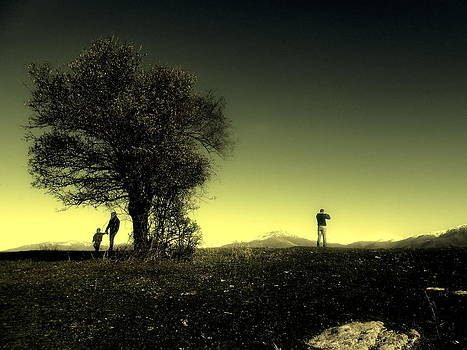 Ioanna Papanikolaou - in the hill of wild pear tree