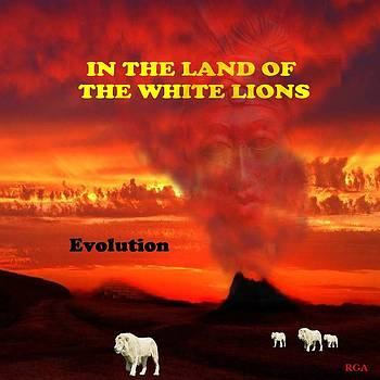 In the Land of the White Lions by Francis Seibert