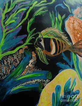 In the Ocean II by Marie Bulger