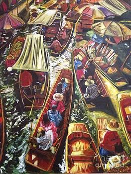 In the Same Boat by Belinda Low