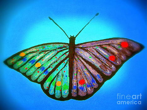 Cosmic Butterfly  by Craig Imig
