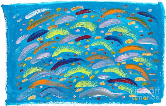 In the swim by Bjorn Sjogren
