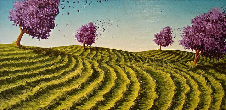 In the Wind by Tim Eickmeier