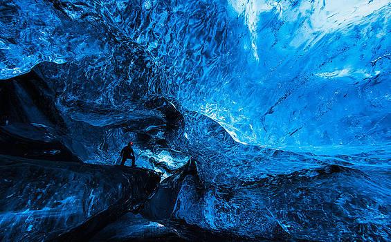 In The World Of Ice by Arnar B Gudjonsson