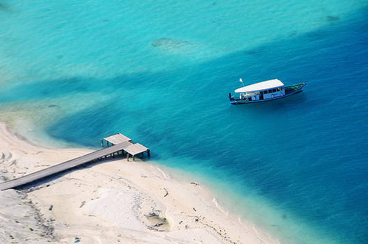 Jenny Rainbow - In Turquoise Ambiance. Long Journey around Maldives
