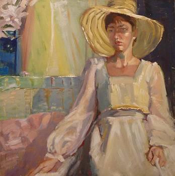 In White by Irena  Jablonski
