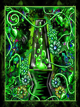 Incense and Absinthe by Steve Farr