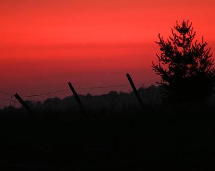 Scott Hovind - Independence Day Sunset