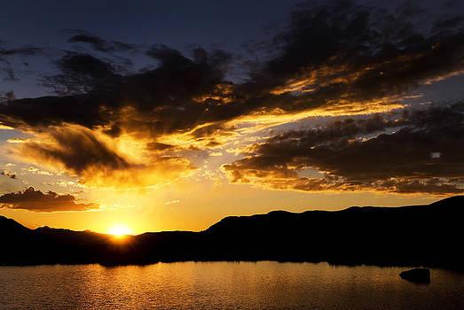 Paul Conrad - Independence Sunset