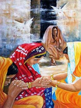 India Rising -- The Found by Carol Allen Anfinsen