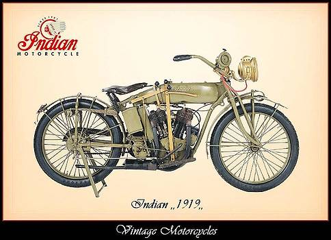 Indian 1 by Fero Kopacik