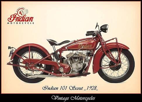 Indian 4 by Fero Kopacik